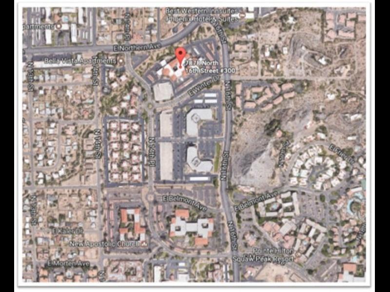 New Location Satellite View